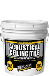 GREENchoice Acoustical Ceiling Tile Adhesive