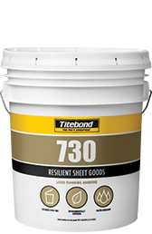 Titebond 730 Resilient Sheet Goods Adhesive