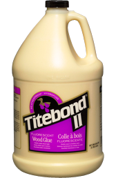 Titebond II Fluorescent Wood Glue